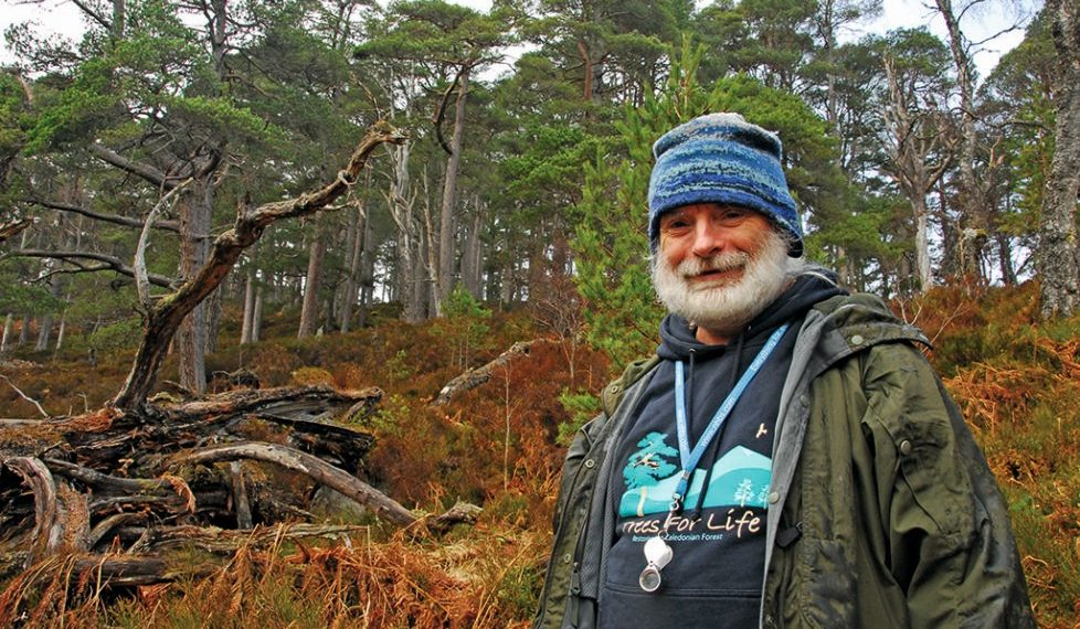 Restoring The Ancient Caledonian Forest...