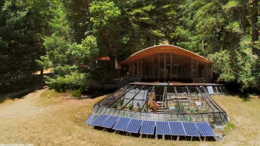 Man Explains How He Lived Off The Grid For 50 Years...
