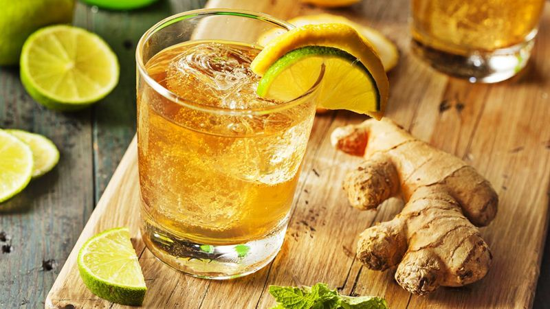 How To Make Fermented Ginger Beer (Ginger Wine)…