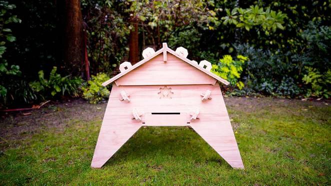 DIY Beekeeping: Download & Print A Smart Beehive Kit With Open Source Beehive...