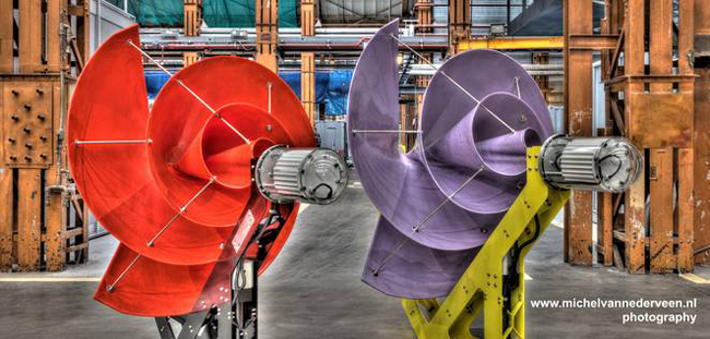 Silent Rooftop Wind Turbines Could Generate Half Of A Household's Energy Needs...