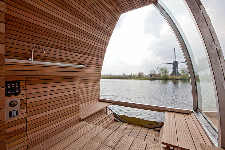 Tiny House Or Tiny Personal House Boat?