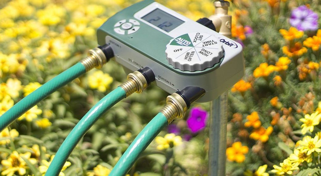 Best Water Timers For Watering The Garden...