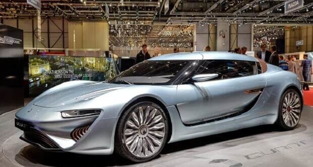 This Car Is Powered By Salt Water: 920HP, Top Speed 217.5 MPH, 373 Miles/Tank...