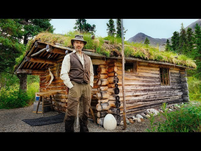 Two Years Alone In The Wilderness – Escaping The City To Build An Off Grid Log Cabin...