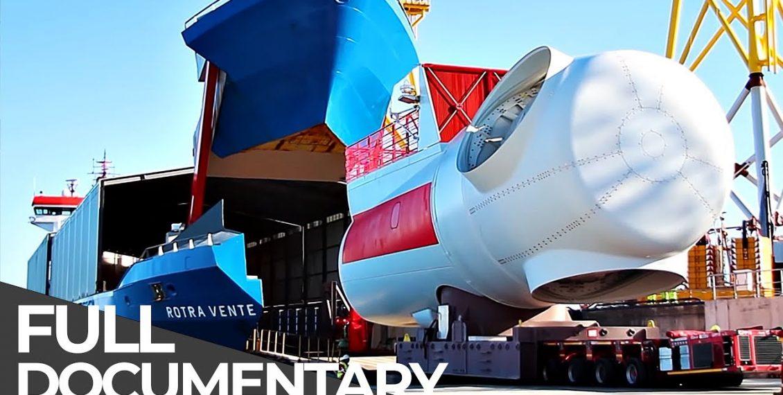 The Making Of A Wind Turbine...