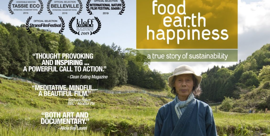 Food, Earth, Happiness, A Short Film On Natural Farming...